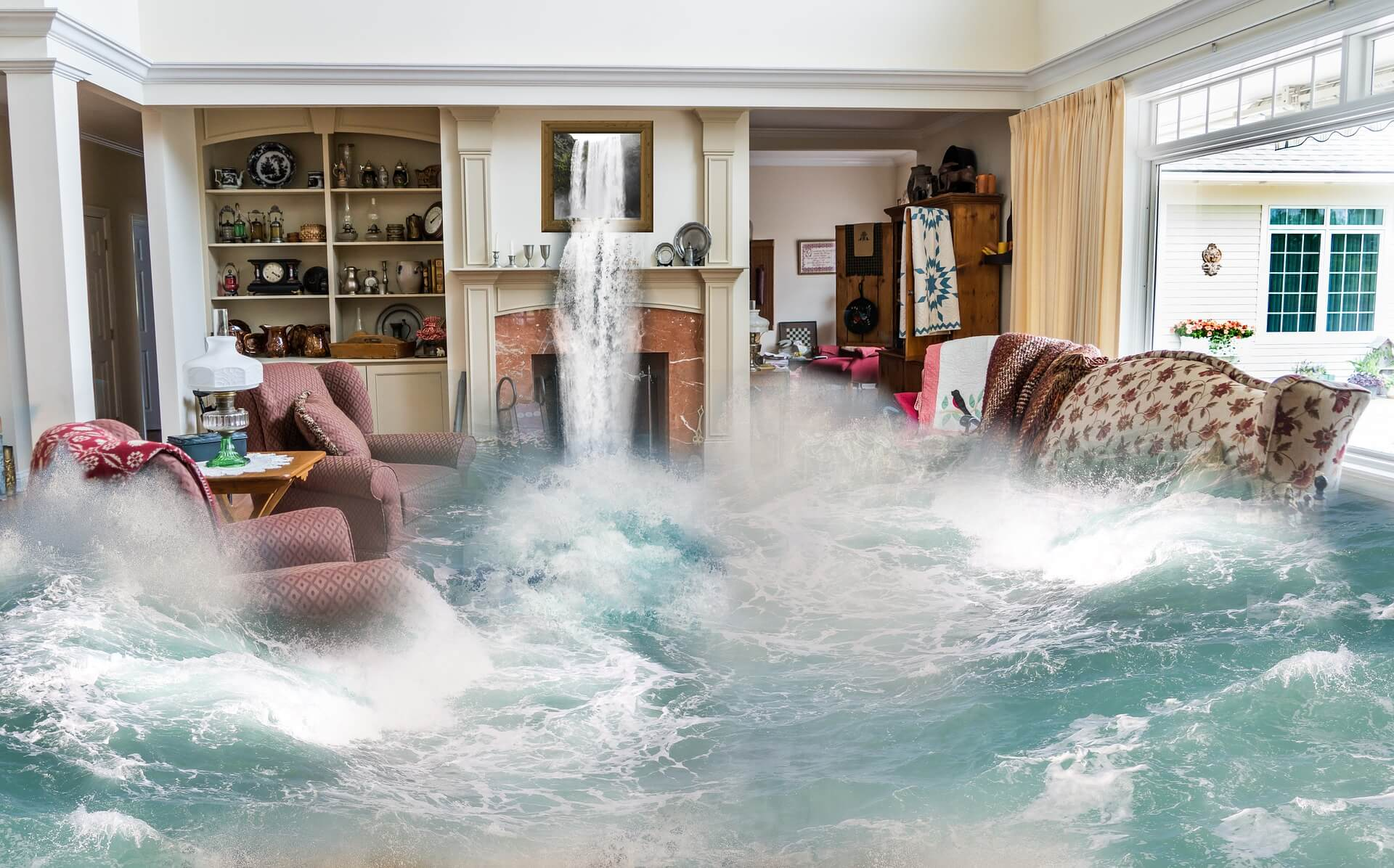 water damage repair ogden