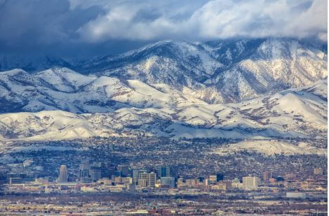 Snow-melt and Rain Levels in Utah Raises Concern for Potential Flooding