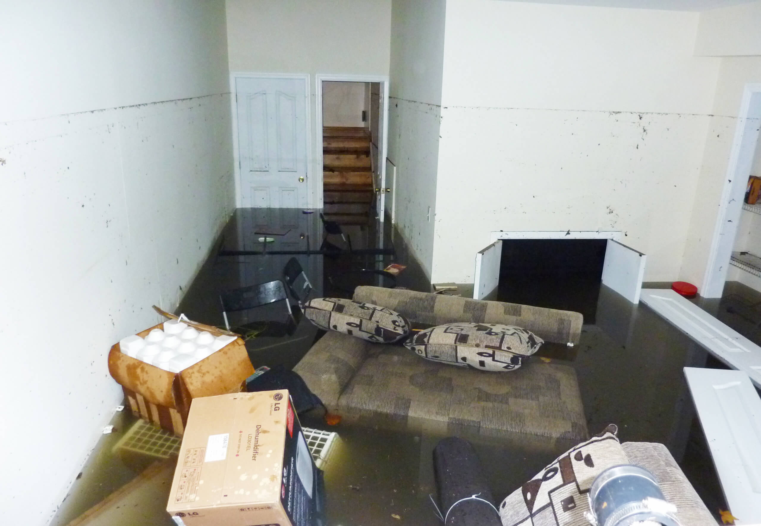 5 Things To Do Immediately When Your Basement Floods